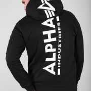 Alpha Industries-Back Print-Hoody-RS
