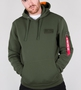 Alpha Industries-red-stripe-hoody-vs
